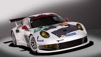 Die Rennversion des Porsche 911: der 911 RSR.