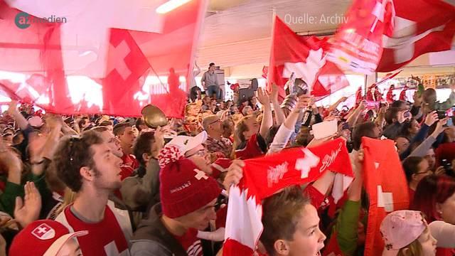 Schweizer Eishockey-Fans wären bereit für einen Weltmeistertitel