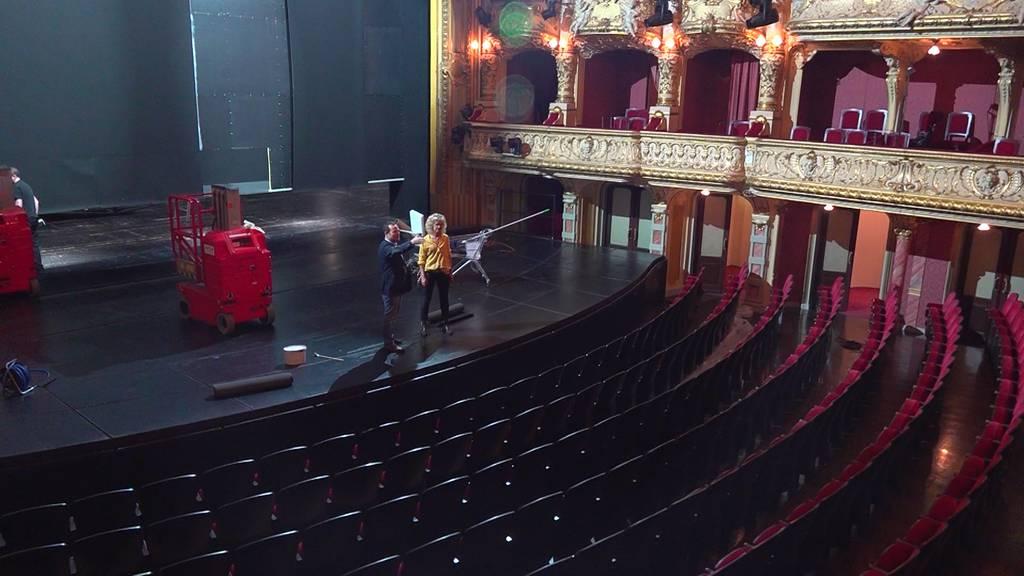 +41 Spezial: Bühne frei für Theater und Schauspieler