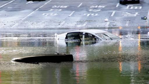 Mindestens 33 Tote durch Taifun - Viele Überschwemmungen