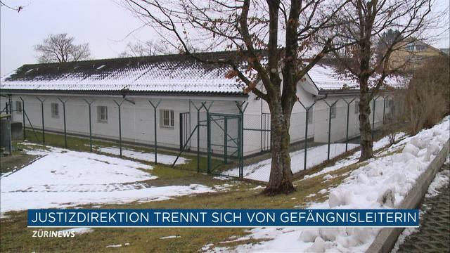 Entlassung Leiterin Bezirksgefängnis Dielsdorf