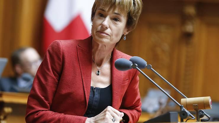 Nationalrätin Ruth Humbel als CVP-Joker für die Regierungsratswahlen.