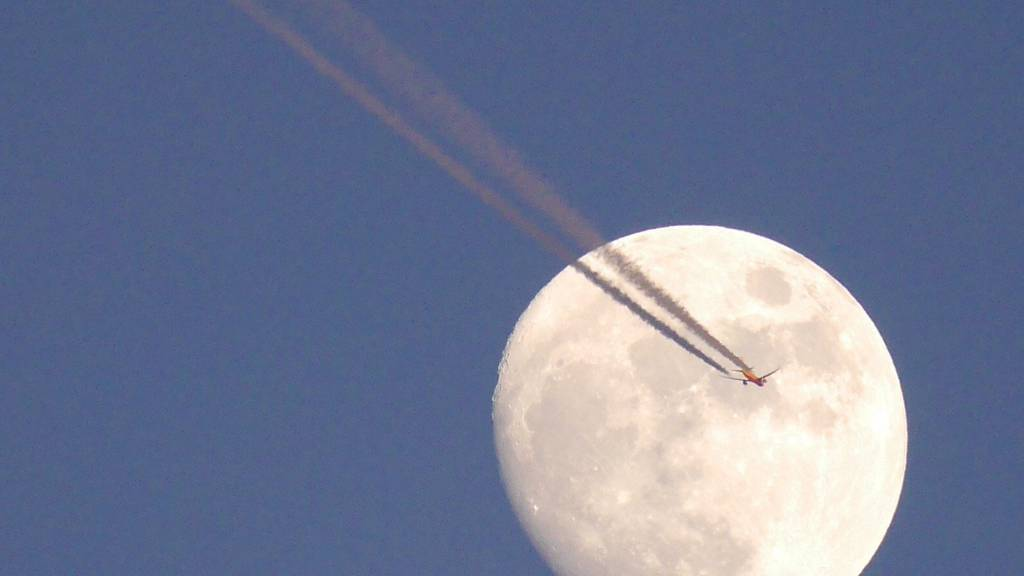 War unter anderem eine Boeing 767 verantwortlich für den Fluglärm im Toggenburg (Symbolbild)?
