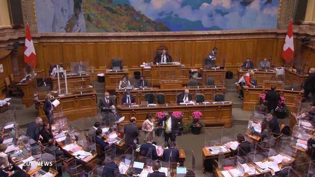 Denkwürde Frühjahrsession geht zu Ende: Parteien ziehen Bilanz