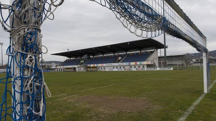 Das Stadion Niedermatten soll einen Kunstrasenplatz bekommen.