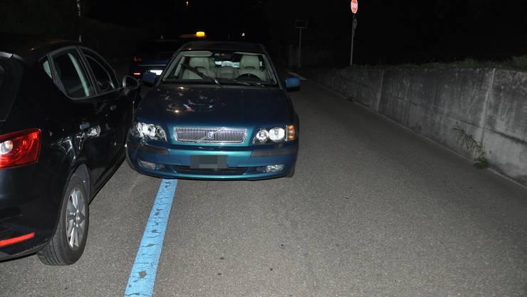 Der Autofahrer wollte sich einer Polizeikontrolle entziehen.