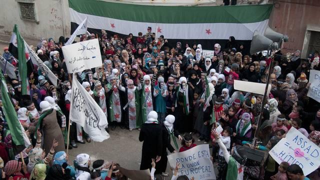 Die syrische Armee geht in Hama gegen Rebellen vor (Archiv)