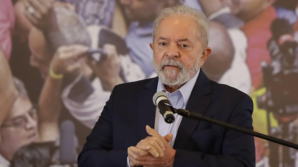 Oberstes Gericht behält Aufhebung der Lula-Urteile bei