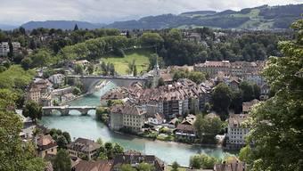 Die Stadt Bern.