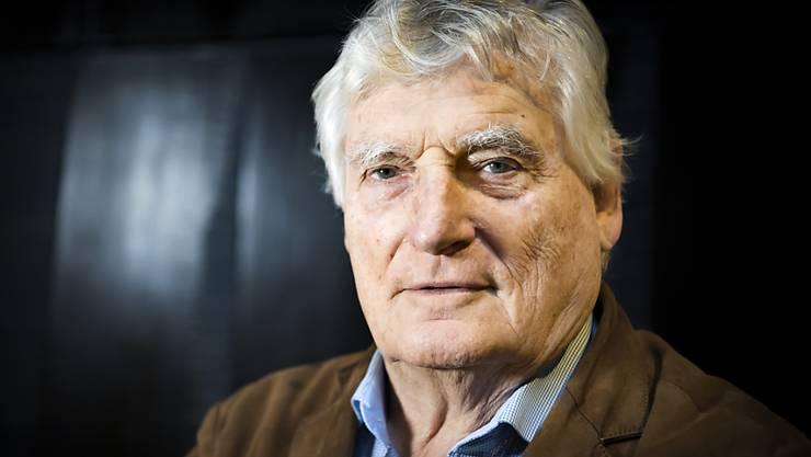 Léonard Gianadda wird für seinen Einsatz für das kulturelle Erbe geehrt. (Archivbild)