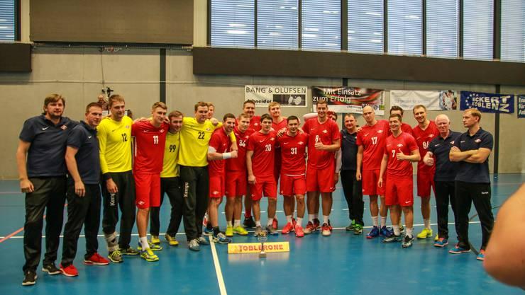 Turniergewinner 2018, Spartak Moskau