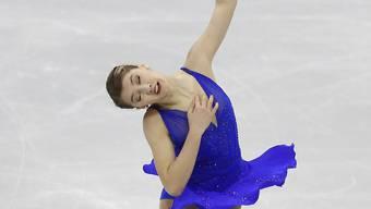 Alexia Paganini ist bereit für die Weltmeisterschaften in Saitama