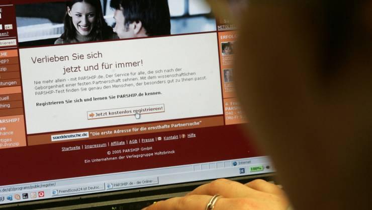 Der TV-Konzern ProSieben-Sat. 1 übernimmt Mehrheit an der Online-Partnervermittlung Parship. (Archiv)
