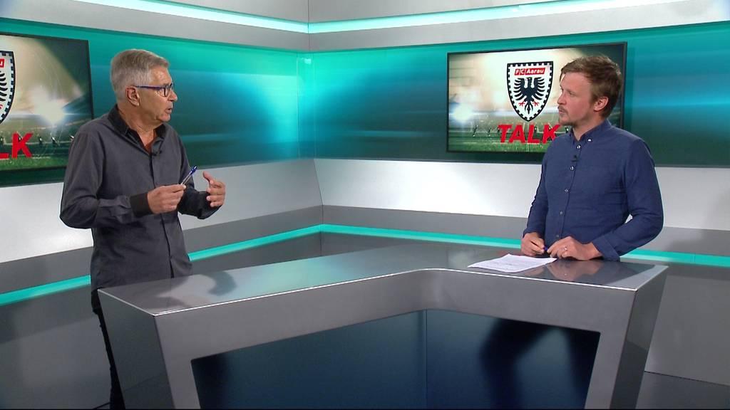 Trotz Gashi-Verletzung: «Wenn der FC Aarau die Barrage erreicht, lade ich die Mannschaft zum Znacht ein»