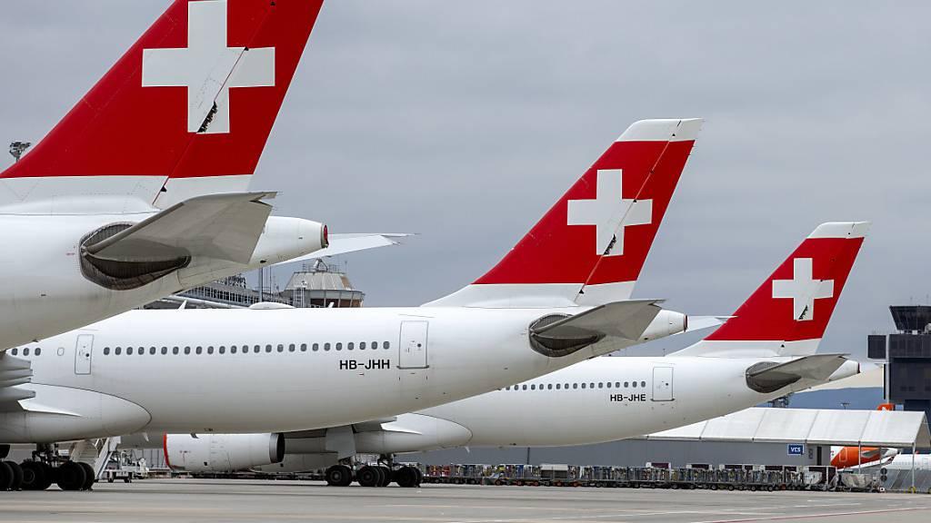 Swiss bleibt über den Winter auf tiefer Kapazität