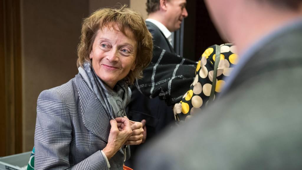 Alt Bundesrätin Widmer-Schlumpf:«Ein Leben kann man nicht aufrechnen»