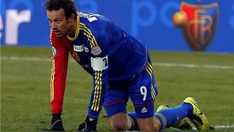 Fällt für die Partie in Genf aller Voraussicht nach aus: FCB-Captain Marco Streller.