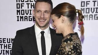 Sie erwarten ihr erstes gemeinsames Kind: Jamie Bell und Kate Mara. (Archivbild)
