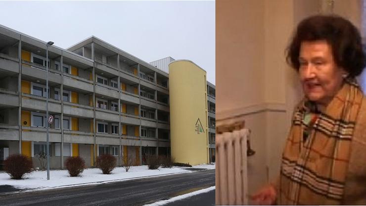 In der Liegenschaft in Olten wurde die Rentnerin getötet.