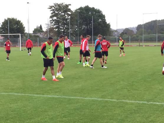 Trotz der misslichen Lage: Der FC Aarau bleibt zuversichtlich.
