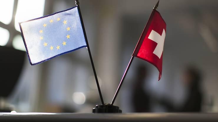 Nicht auf Steuersünderliste: Weniger als zehn EU-Staaten betrachten die Schweiz als Steueroase