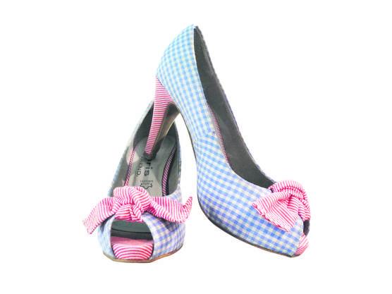 Secondhand-Schuhe
