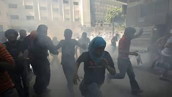 Kairo kommt nicht zur Ruhe (Archiv)