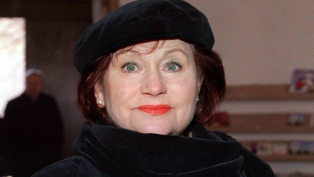 Schauspielerin und Regisseurin Lis Verhoeven ist tot