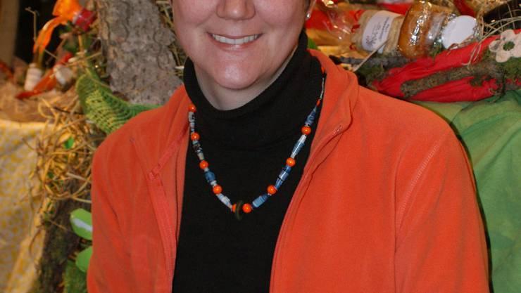 Tomaten als Leidenschaft: Monika Fessler baut auf ihrem Bauernhof rund 80 Sorten an.