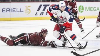 Noch kein Ende des Spektakels? Die KHL unterbricht die Playoffs, denkt aber nicht ans Aufhören