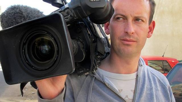 Der getötete Journalist Gilles Jacquier