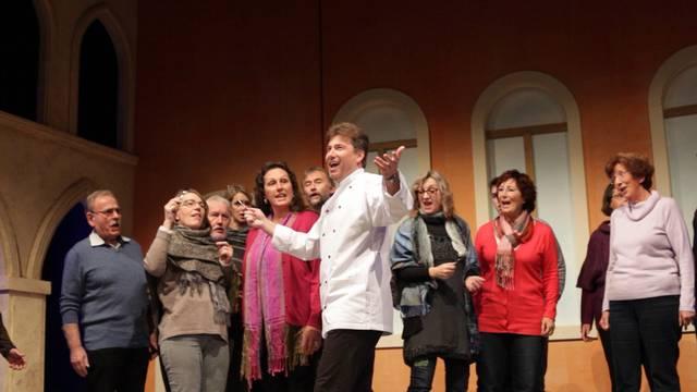 «Eine Nacht in Venedig»: Besuch einer Probe bei der Theatergesellschaft Beinwil am See.