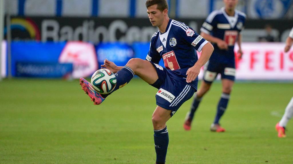 FC Luzern gewinnt gegen YB 1:0