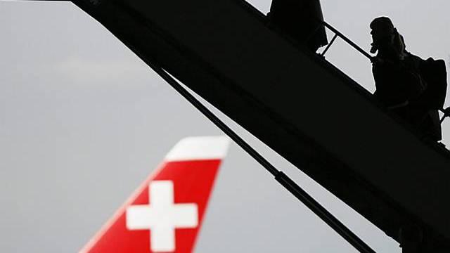 Swiss kämpft mit niedrigerer Auslastung