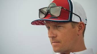 Kimi Räikkönen hat Saisonabos des SC Altstadt Olten erhalten