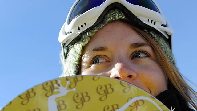 Silbermedaillen-Gewinnerin Ursina Haller