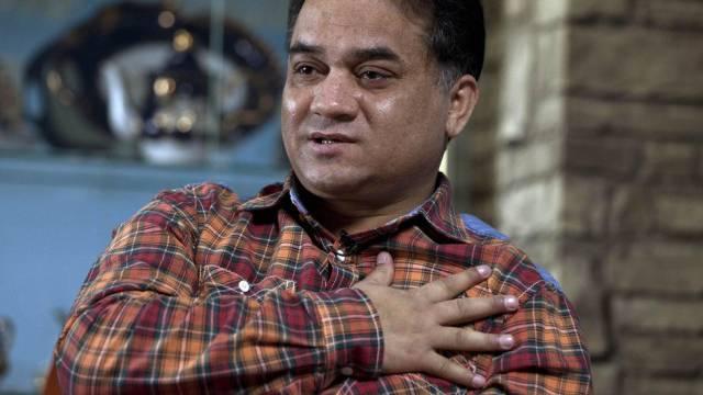 Der uigurische Aktivist Ilham Tohti (Archiv)