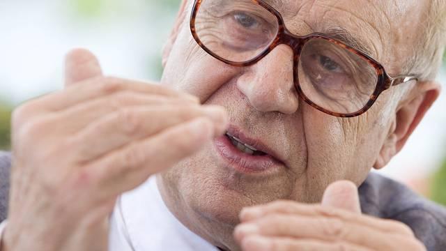 Jean Ziegler wird doch nicht als Redner bei der Eröffnung der Salzburger Festspiele auftreten (Archiv)