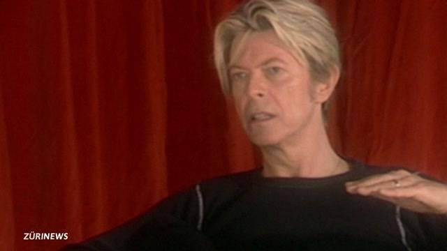 David Bowie gestorben