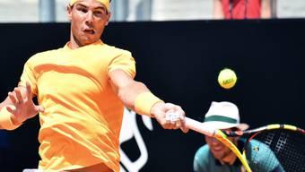 Zu stark für Djokovic: Rafael Nadal