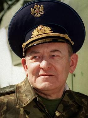 General Anatoly Kornukov († 2014).