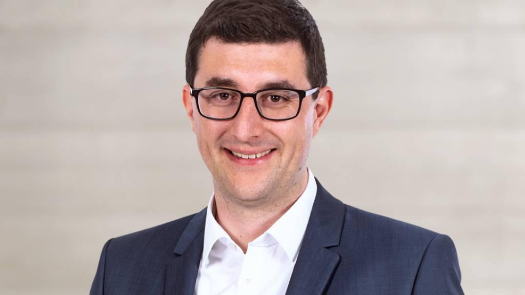 Kevin Brunold ist neuer Präsident der CVP Graubünden. (Archiv)