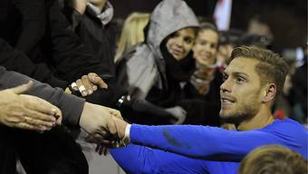Winterthur-Goalie Christian Leite trägt Mitschuld an der Niederlage.