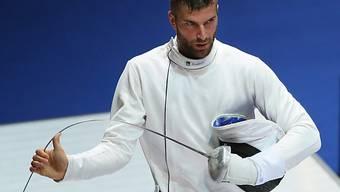 Bester Schweizer beim Weltcup-Turnier in Budapest: Benjamin Steffen.