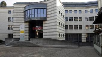 Hauptsitz der Firma Ascom in Bern