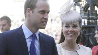 Prinz William und Kate, Duchess of Cambridge (Archiv)