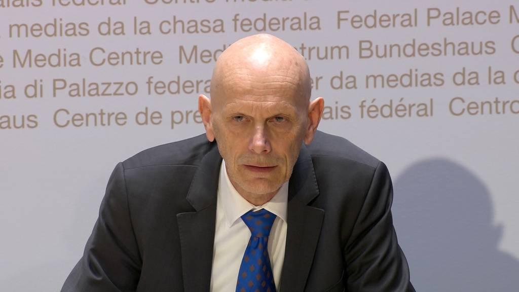 Der Bund analysiert: «Keine Überwachung, sondern Aufschluss über Bewegungsmuster»