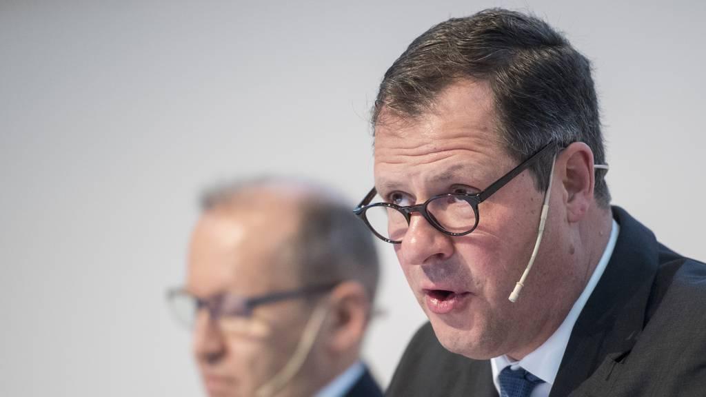 CEO Thomas Oetterli: «Haben Alternativen geprüft»