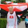Simon Schmid hat in 24 Stunden insgesamt 213,782 Kilometer zurückgelegt. zvg