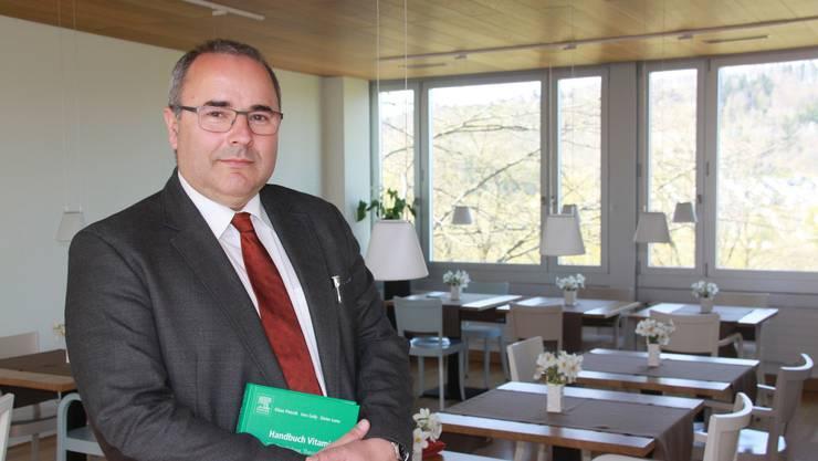 Dan Georgescu im Speisesaal der Privatstation «Sophia»: «Bedürfnis nach diesem Angebot ist vorhanden.»
